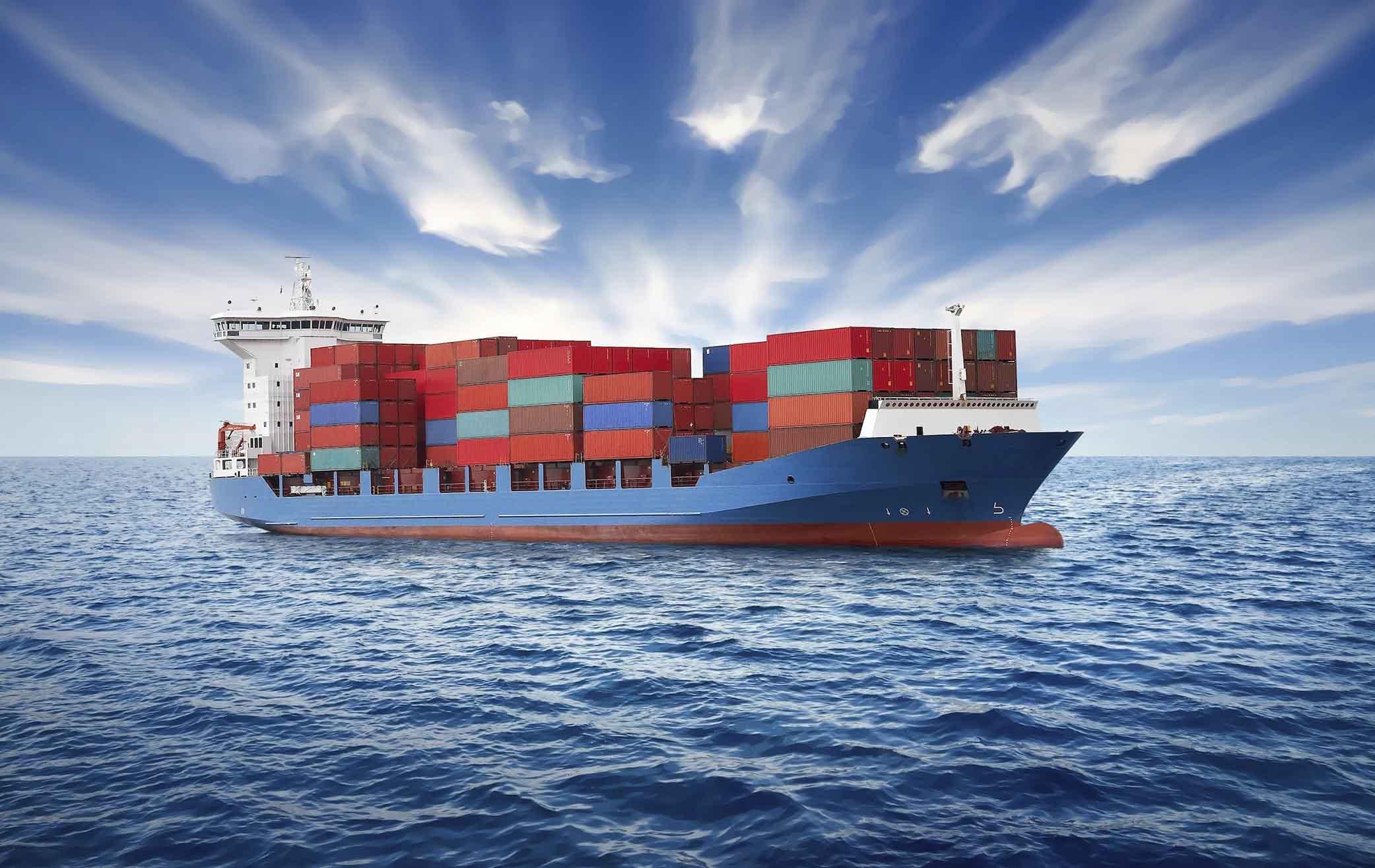 نمایندگی خطوط کشتیرانی بین المللی فعال در ایران